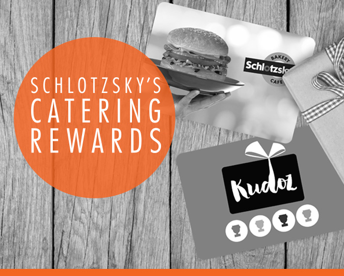 Schlotzsky's catering rewards