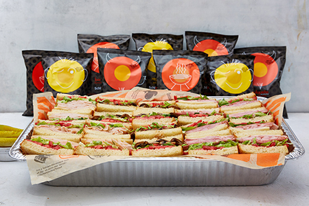 Chilled Sandwich Tray