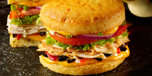 Fiesta Chicken Sandwich